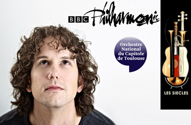 Nicholas returns to Toulouse, BBC Philharmonic and Les Siècles