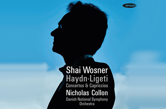 Nicholas releases new Haydn & Ligeti recording