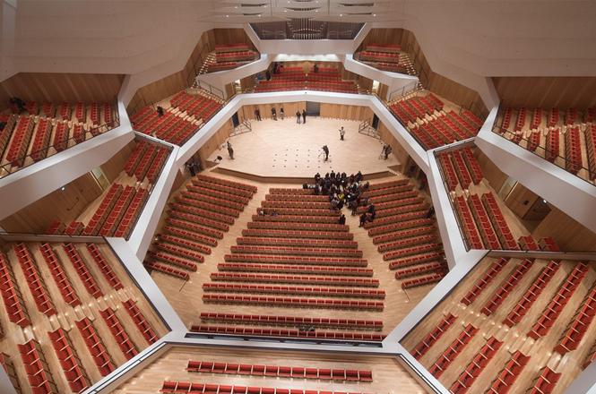 Bamberger Symphoniker concert debut & Dresden Philharmonic debut