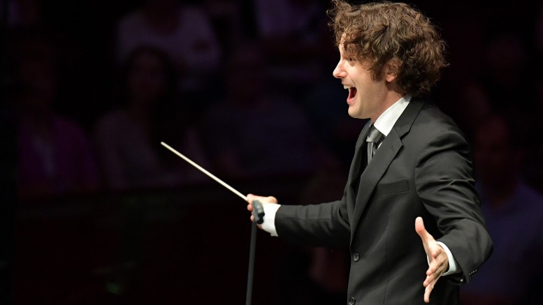 Broadcast Available for Finnish Radio Symphony Orchestra Concert