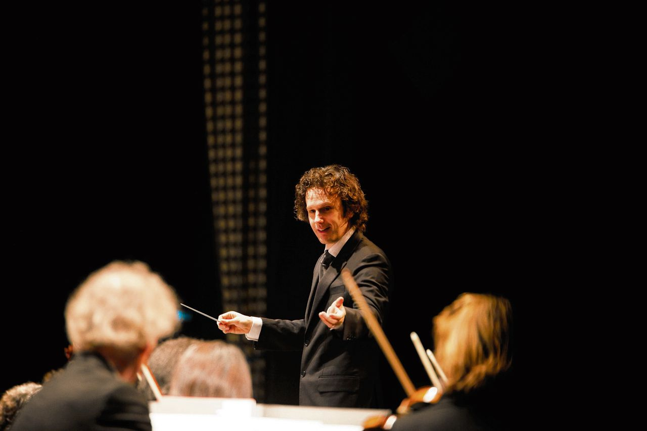 Five Residentie Orkest Concerts in March