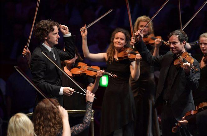 Aurora Orchestra debut release on Deutsche Grammophon